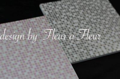 画像3: mosaic(モザイク) 全面 グレー系