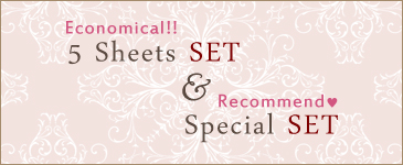 5Sheets SET&Special SET