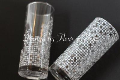 画像2: ガラス用 mosaic 全面タイプ 5枚セット
